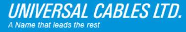 Universal Cables Ltd