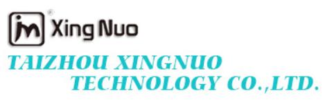 TAIZHOU XINGNUO TECHNOLOGY CO LTD
