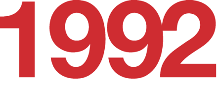 companies established in 1992