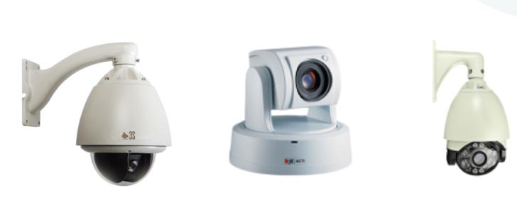 ptz camera manufacturers