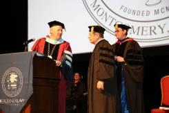 Hooding Judge Napolitano
