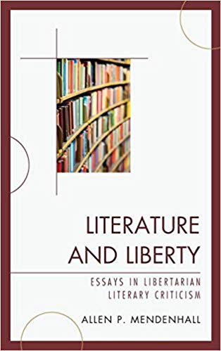 Book Cover Literature and Liberty by Allen Mendenhall