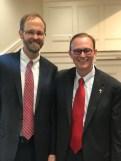 With Douglas A. Sweeny