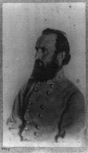 Lt. Gen. Thomas Jackson