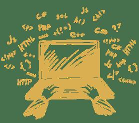 Post COVID-19 skills illustration