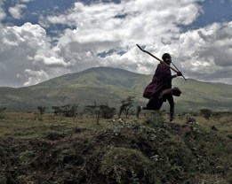 Masai Running