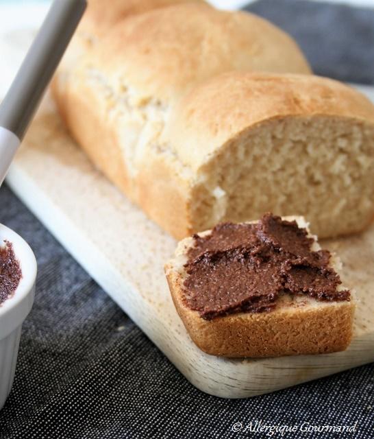 pain brioché sans gluten sans oeufs
