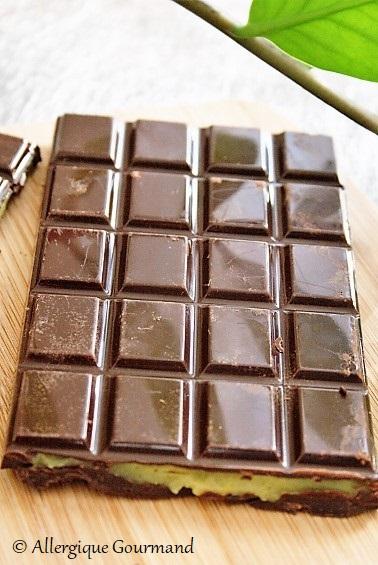 chocolat au lemon curd