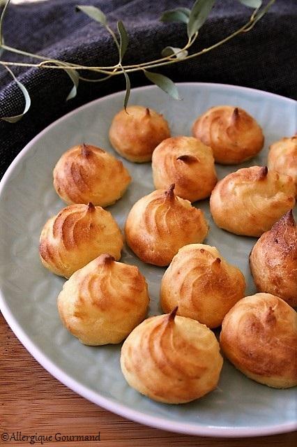 Pommes duchesses sans gluten sans lait sans œufs