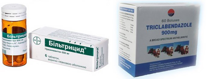 medicament pentru fasciolii