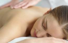 Основные приёмы массажа