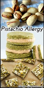 pistachio allergy