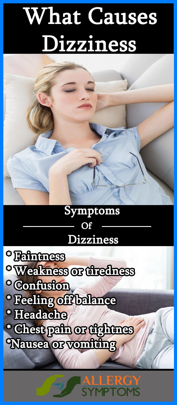 What Causes Dizziness