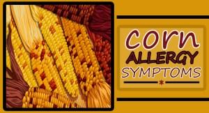 Corn Allergy Symptoms fb