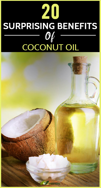 20 Surprising Benefits Of Coconut Oil