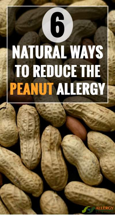 Natural Ways to Reduce the Peanut Allergy
