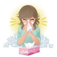 Dust mites making allergy season harder