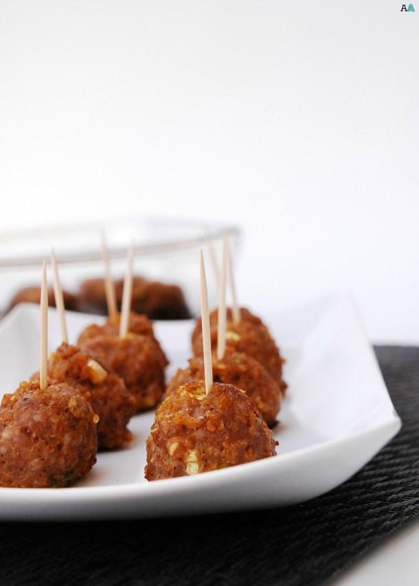 egg-free asian quinoa meatballs