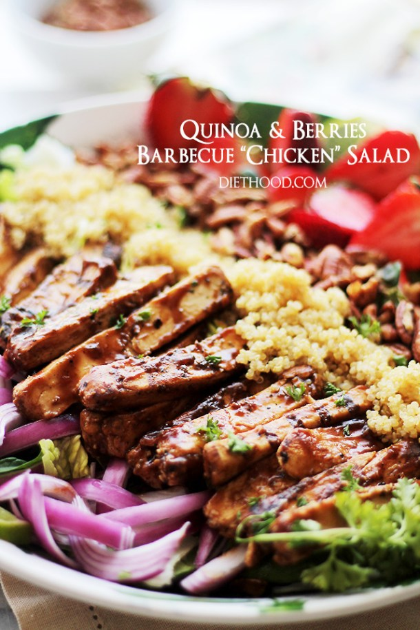 Quinoa-and-Berries-BBQ-Chicken-Salad