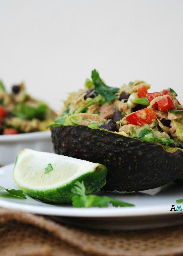 Mexican Tuna Salad (GF, DF, Egg, Soy, Peanut, Tree nut Free, Grain Free) Recipe by Allergy Awesomeness