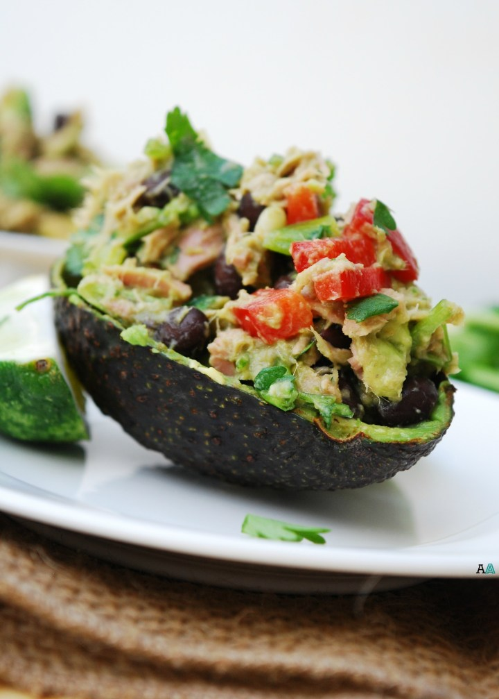 Mexican Tuna Salad (GF, DF, Egg, Soy, Peanut, Tree nut Free, Grain Free) Recipe by Allergy Awesomeness