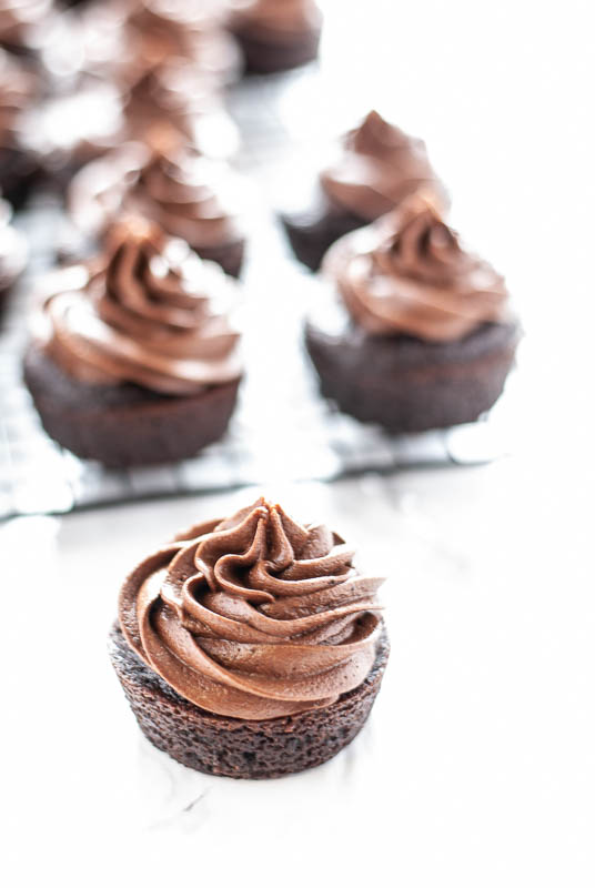 dairy-free chocolate frosting