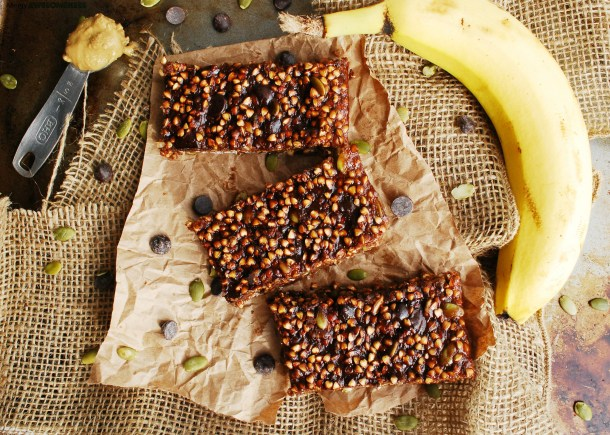 oat-free gluten-free granola bars by AllergyAwesomeness