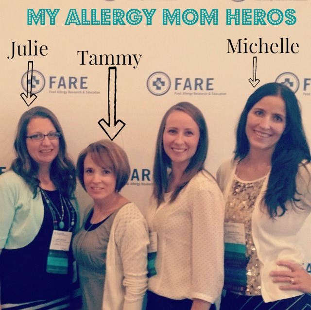 Allergy Mom Heroes