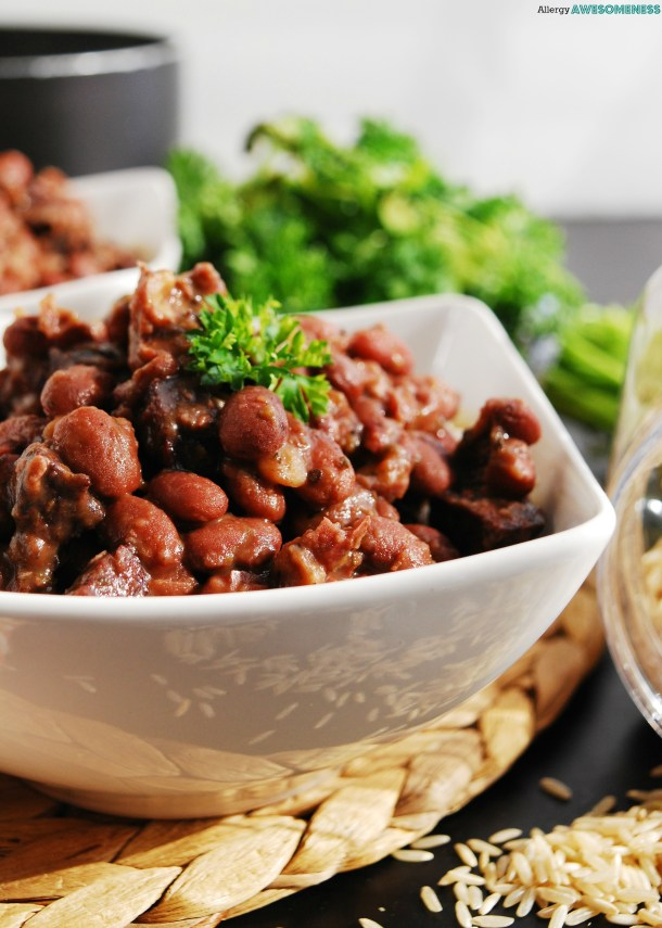 Allergy-friendly Red Beans and Rice by AllergyAwesomeness