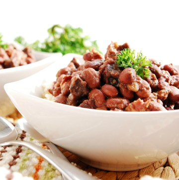 Instant Pot Red Beans and Rice by AllergyAwesomeness