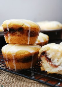 Allergy-friendly Cinna-Swirl Muffins