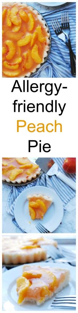 Allergy-friendly Peach Pie Recipe by Allergy Awesomeness