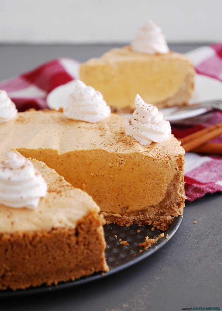 Thanksgiving desserts for food allergies