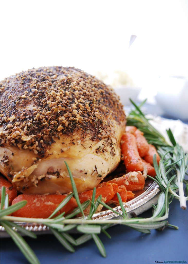 How to make a Thanksgiving turkey dairy-free