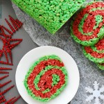 christmas rice krispies recipe
