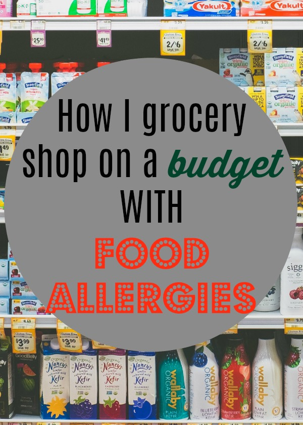 Tips for Grocery Shopping on a Budget with Food Allergies