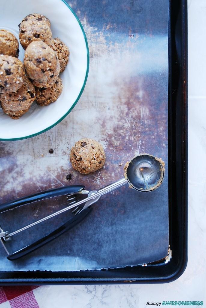 gluten-free & dairy-free energy ball recipe