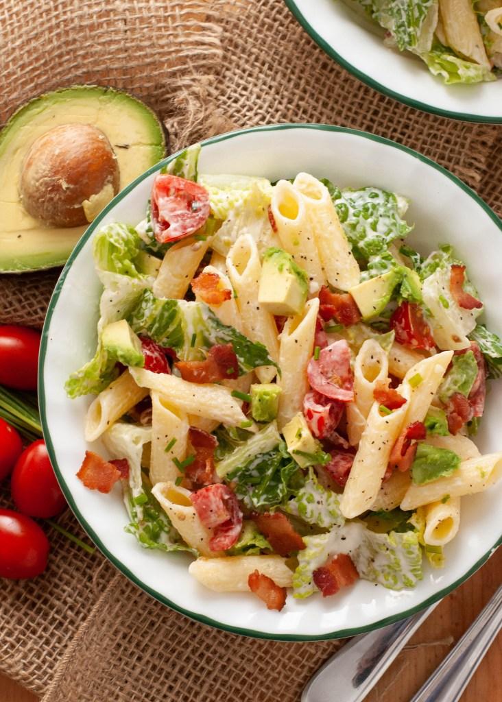 mayo-free-avocado-BLT-salad