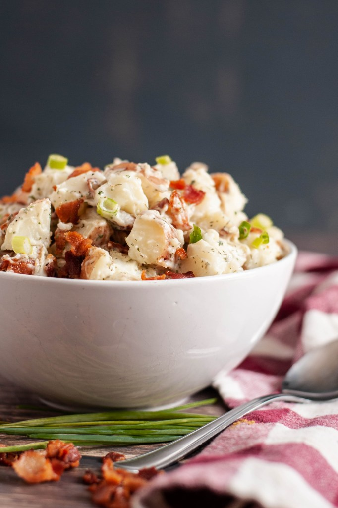 homemade-ranch-potato-bacon-salad