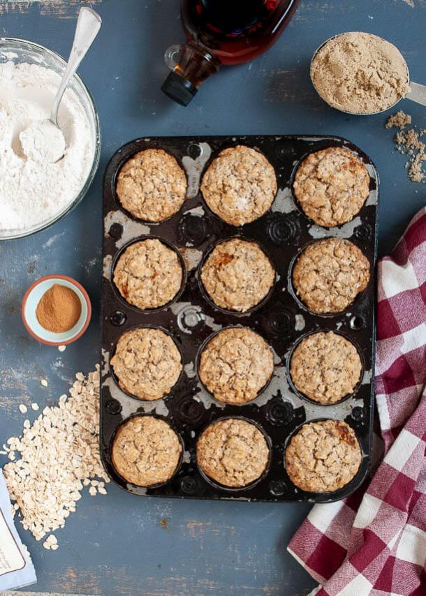 brown-sugar-oatmeal-muffins