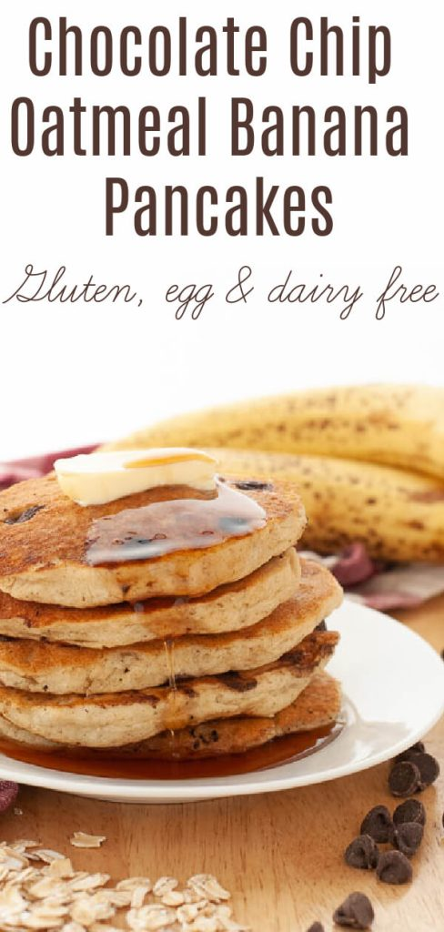 gluten-free-vegan-chocolate-chip-oatmeal-banana-pancake-recipe