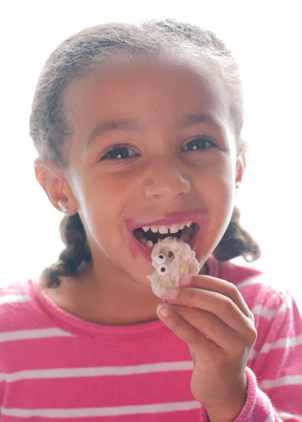 kid friendly gluten and dairy free Halloween treat