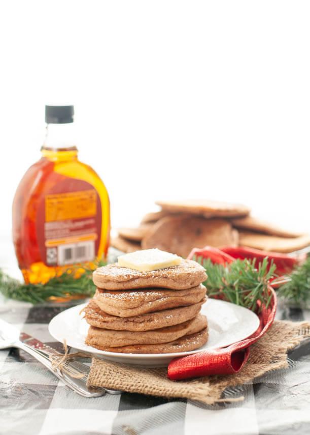 allergy-friendly-gingerbread-pancakes