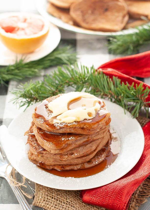 vegan-gluten-free-gingerbread-pancakes