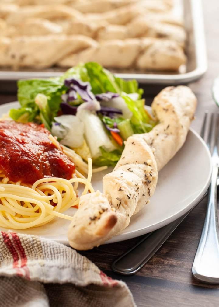 garlic-breadsticks-made-vegan-gluten-free