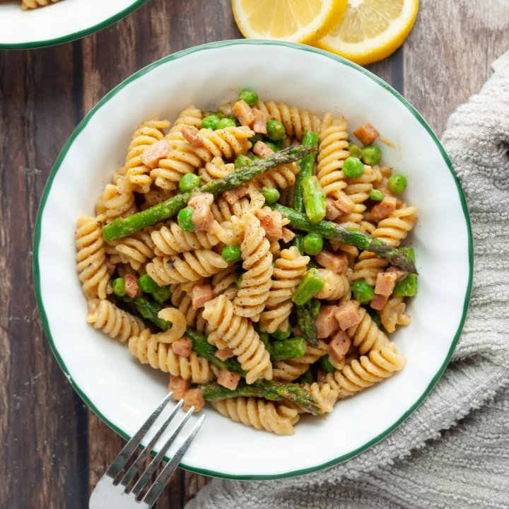 leftover-easter-ham-and-asparagus-pasta-recipe