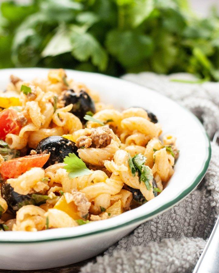 dairy-free-taco-pasta-salad