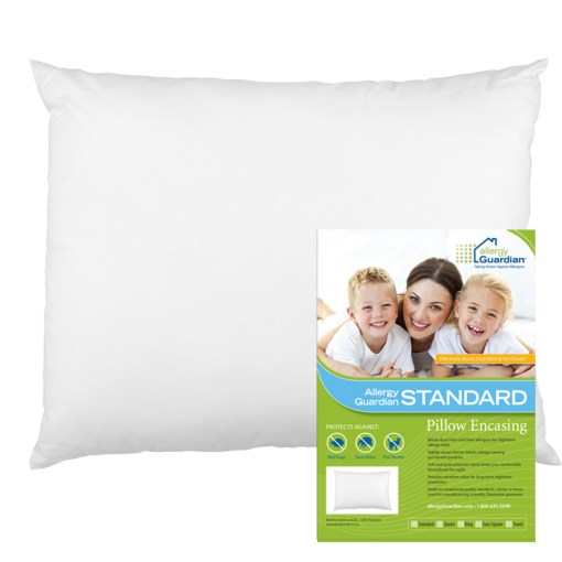 Allergy Guardian STANDARD Pillow Encasings
