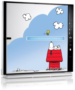 snoopy air purifier