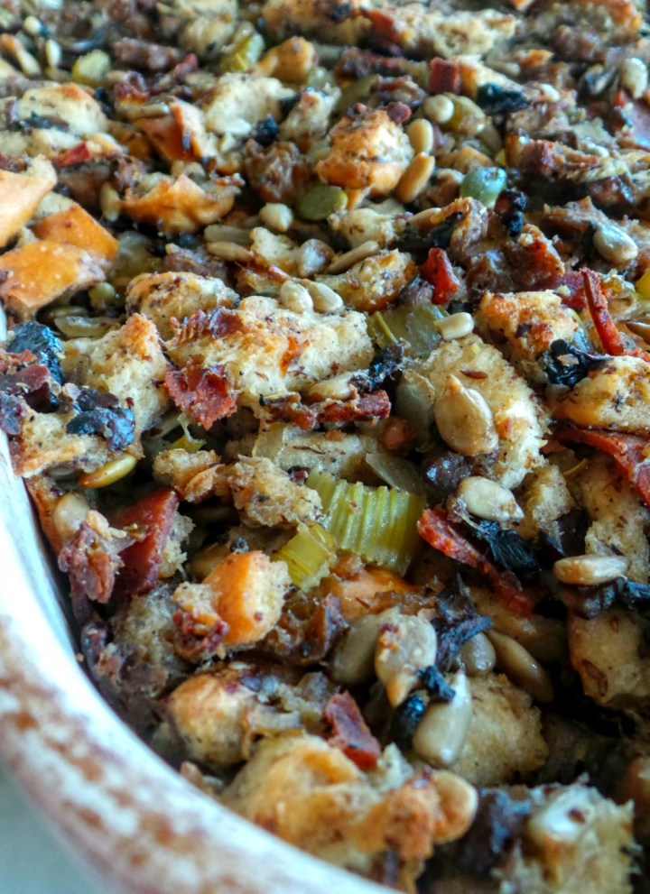 The Best Vegan & Allergy-Friendly Stuffing
